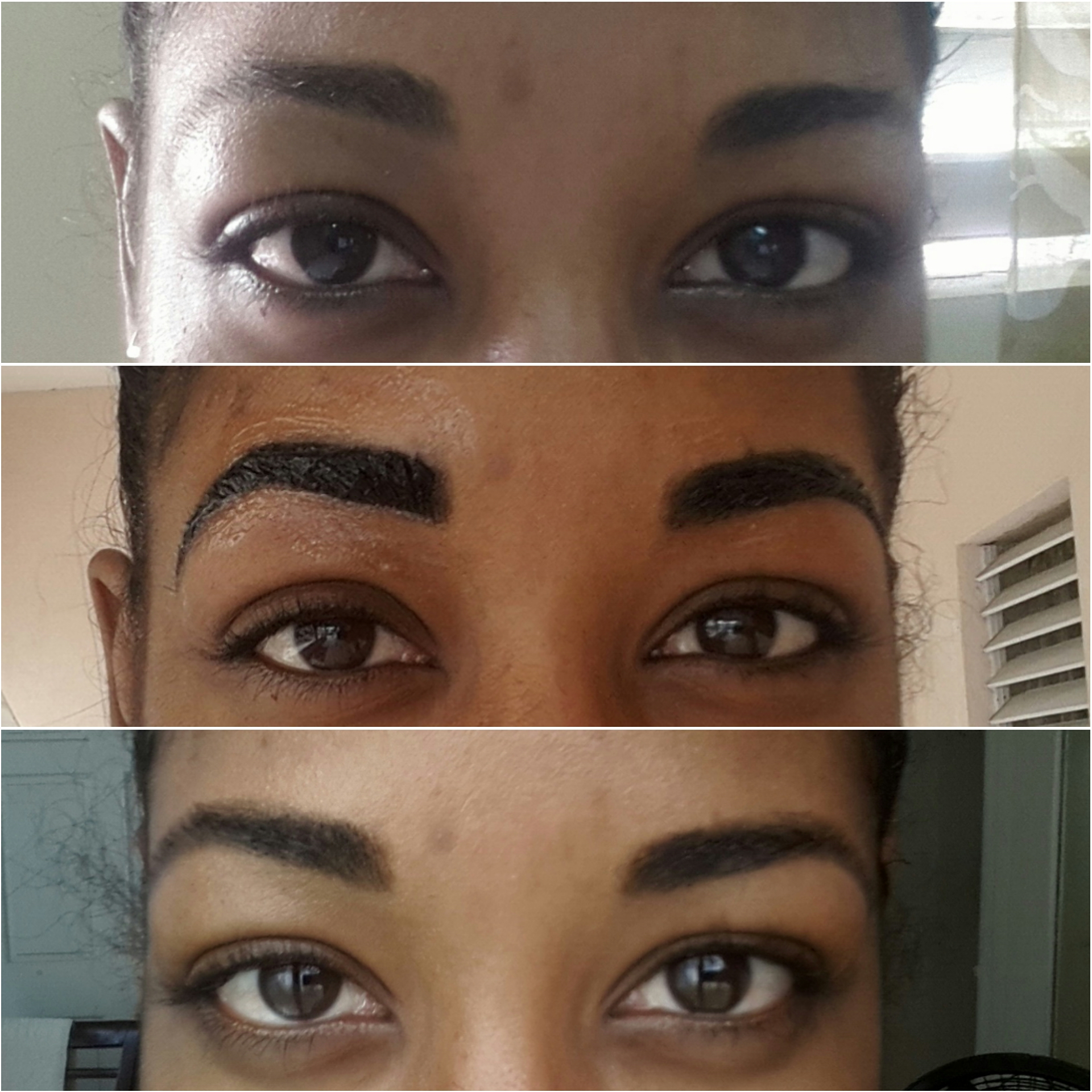 Eyebrow Tinting Are We Here For It Tiffany Samantha